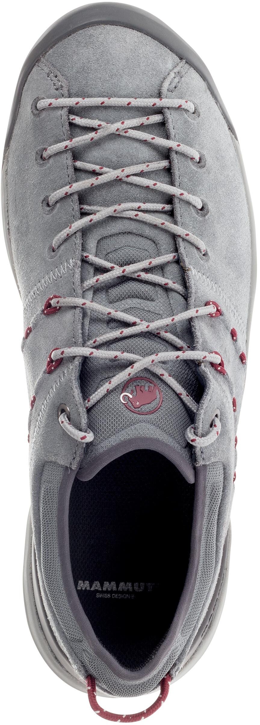 8ee67e2c9b8144 Mammut Hueco Low GTX Shoes Women grey at Addnature.co.uk